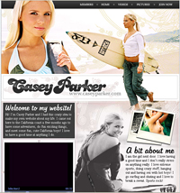Casey Parker