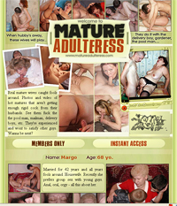 Mature Adulteress