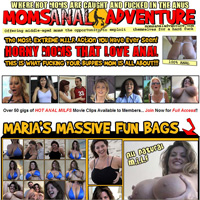 Mom's Anal Adventure