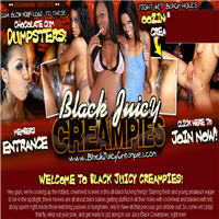 Black Juicy Creampies