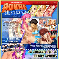 Anime Illustrated