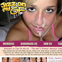 Jizz On My GF