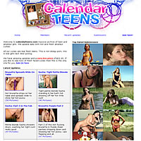 Calendar Teens