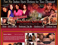 Exploited Indian Girls