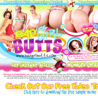Bad Girl Butts