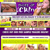 Shots Of Cum