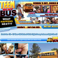 Teen Slut Bus