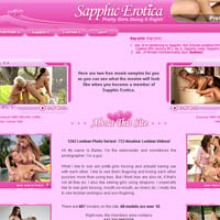 Sapphic Erotica