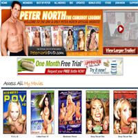 Peter North Dvd