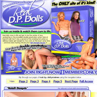 Real DP Dolls