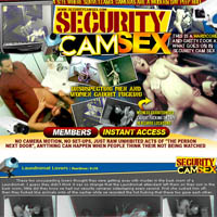 Security Cam Sex