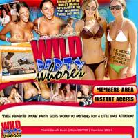 Wild Party Whores