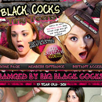 Black Cocks Tiny Teens
