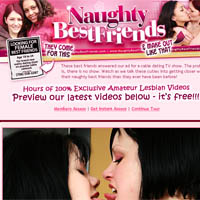 Naughty Best Friends