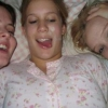 Girlscout sleepover turns into an orgy for virgin boy