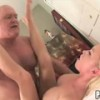 Old Creep Fucks a 19yo Virgin
