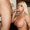 Holly Halston goes a cock in room