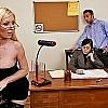 Helena is a very naughty teacher
