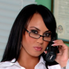Mariah Milano is the hottest secretary I have ever seen.