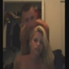 Sexy and Ama Blonde Babe Sucking Cock On Webcamera